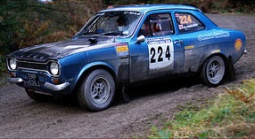 Ford Escort Mk1 2dr - Full Lexan or Makrolon Polycarbonate Window Kit