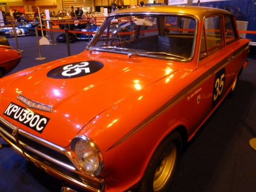 Ford Cortina Mk1 2dr - Full Lexan or Makrolon Polycarbonate Window Kit