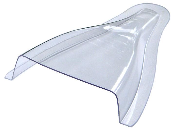 Naca Duct Large Acw Motorsport Plastics Polycarbonate