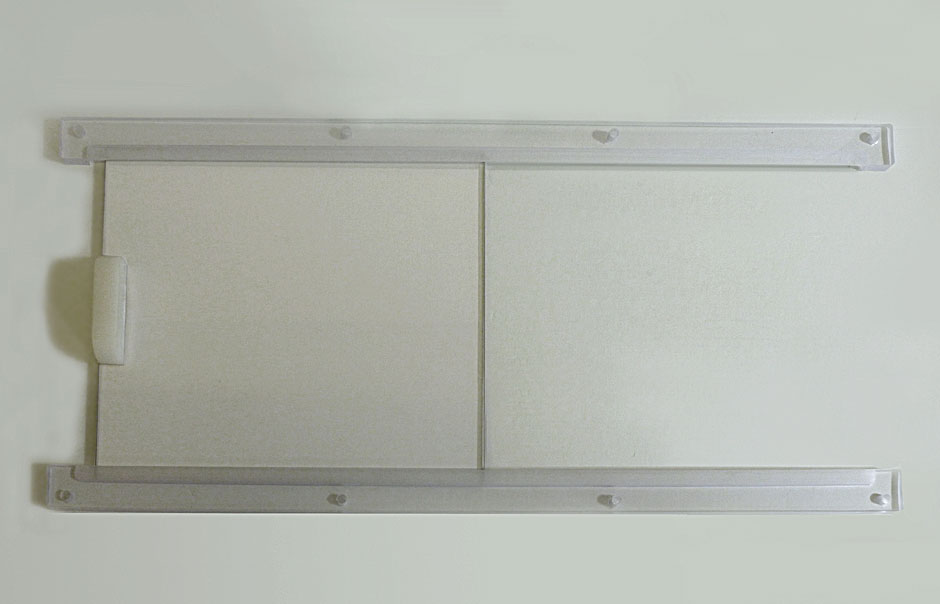 Standard Single Slider Kit Acw Motorsport Plastics