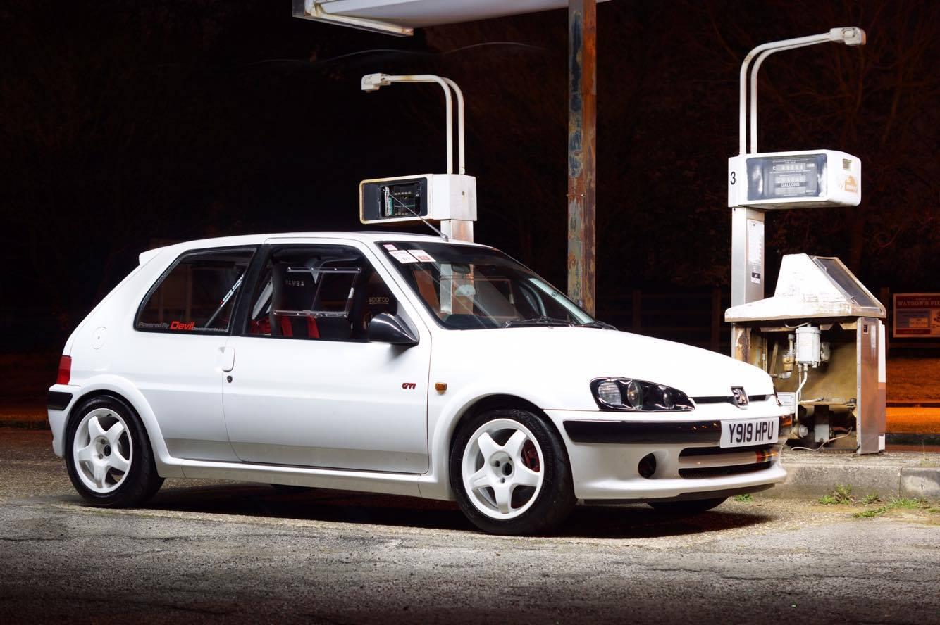 Peugeot 106 Mk2 3dr - Polycarbonate Front Door Windows (pair) - ACW ...