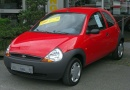 Ford KA 3dr - Polycarbonate Front Door Windows