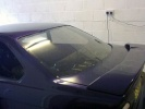 BMW E36 3 Series 2dr Coupé - Polycarbonate Rear Windscreen