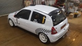 Renault Clio Mk2 3dr - Polycarbonate Rear Quarter Windows (pair)