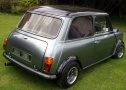 Mini Classic Mk3 onwards - Polycarbonate Rear Quarter Windows (pair)