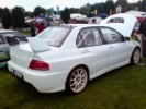 Mitsubishi Evolution 7, 8, 9 - Full Makrolon Polycarbonate Window Kit