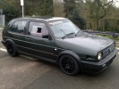 Volkswagen Golf GTI Mk2 3dr - Full Makrolon Polycarbonate Window Kit