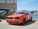 Volkswagen Golf Mk3 3dr - Full Lexan Polycarbonate Window Kit