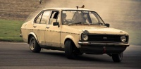 Ford Escort Mk2 4dr - Full Lexan Polycarbonate Window Kit