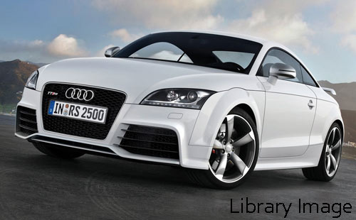 Audi TT Mk2 - Thermoformed Polycarbonate  Front Door Windows (pair)