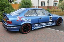 BMW E36 3 Series 2dr Coupé - Full Lexan or Makrolon Polycarbonate Window Kit