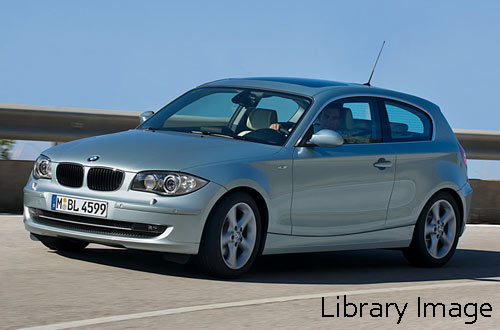 BMW E81 1 Series 3dr - Thermoformed Polycarbonate Front Door Windows (pair)