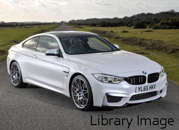 BMW F32 4 Series / M4 2dr Coupe - Thermoformed Full Polycarbonate Window Kit
