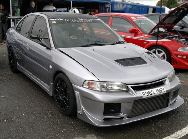 Mitsubishi Evolution 4, 5, 6 - Full Makrolon Polycarbonate Window Kit
