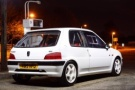 Peugeot 106 Mk2 3dr - Polycarbonate Rear Windscreen