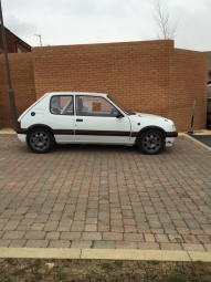 Peugeot 205 3dr - Full Makrolon Polycarbonate Window Kit