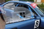 BMW E36 3 Series 2dr Coupé - Polycarbonate Front Door Windows (pair)