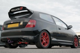 Honda Civic EP 3dr - Full Lexan or Makrolon Polycarbonate Window Kit