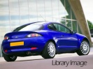 Ford Puma - Polycarbonate Front Door Windows (pair)