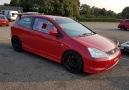 Honda Civic EP3 3dr - Full Polycarbonate Window Kit