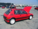Peugeot 205 3dr - Polycarbonate Rear Windscreen