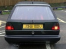 Volkswagen Golf Mk2 3dr - Polycarbonate Rear Windscreen