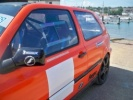 Volkswagen Golf Mk3 3dr - Polycarbonate Front Door Windows (pair)