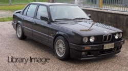 BMW E30 3 Series 4dr Saloon - Polycarbonate Rear Door Windows (pair)